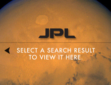JPL / NASA Media Search