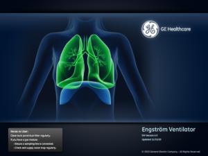 GE Healthcare Carescape R860