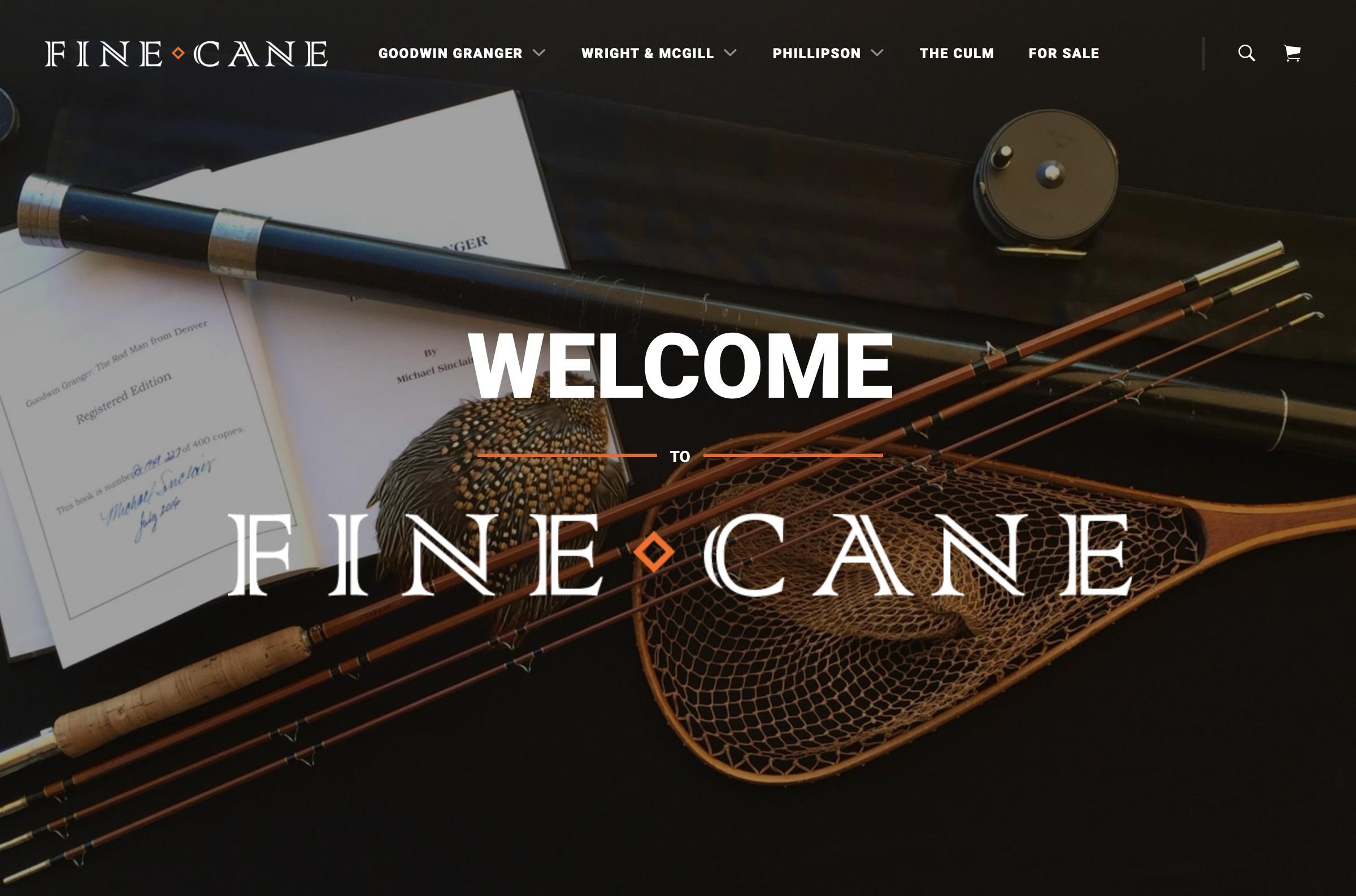Finecane – Colorado's Finest Vintage Bamboo Rod Makers